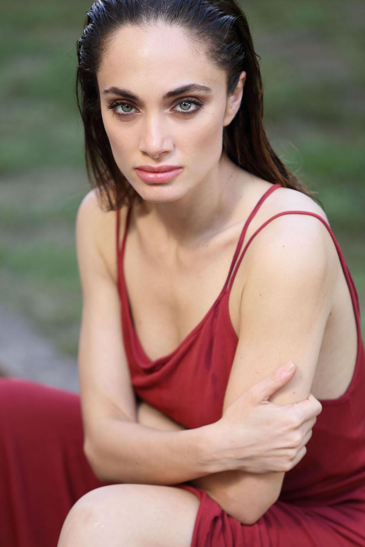 Denise Capezza foto di Alfredo De Lise