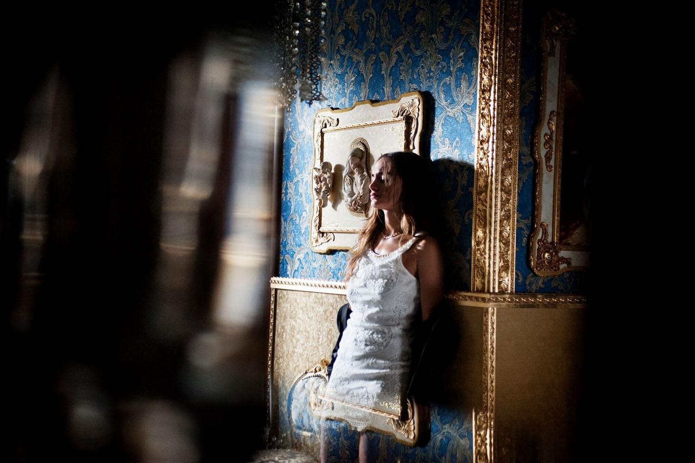 Denise Capezza è Marinella in Gomorra La serie Gomorrah The series set