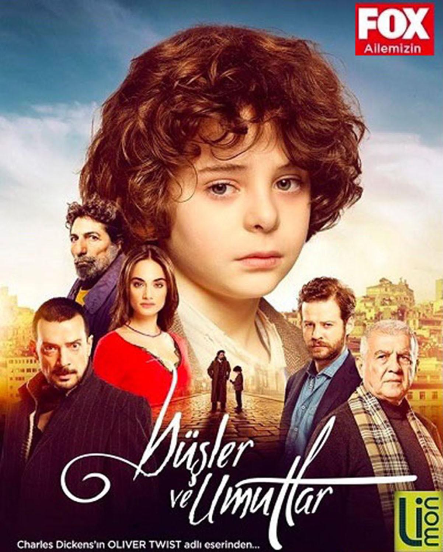 Denise Capezza Dusler ve Umutlar by Serdar Akar