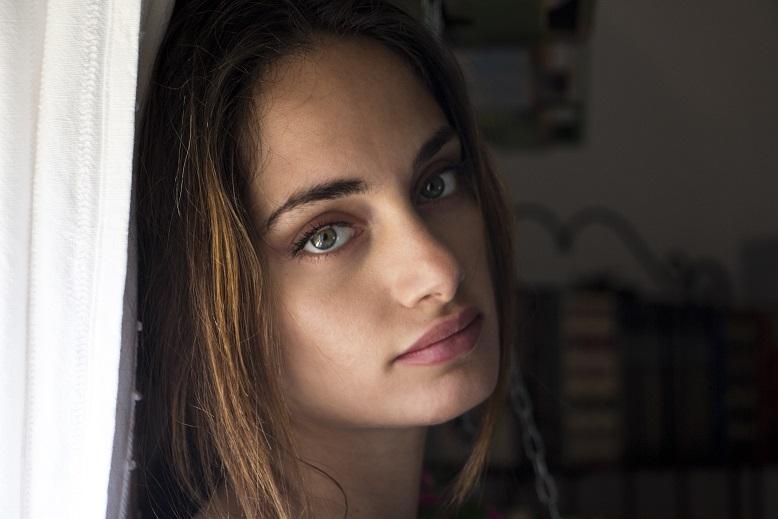 Denise Capezza attrice Marinella in Gomorra La serie