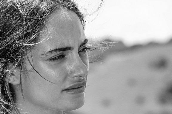 Denise Capezza set UNO regia Gianluca Ariemma