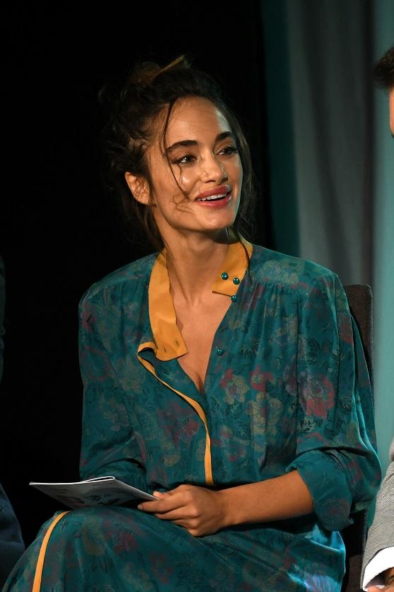 Denise Capezza attrice Denise per La Gazzetta dello Spettacolo
